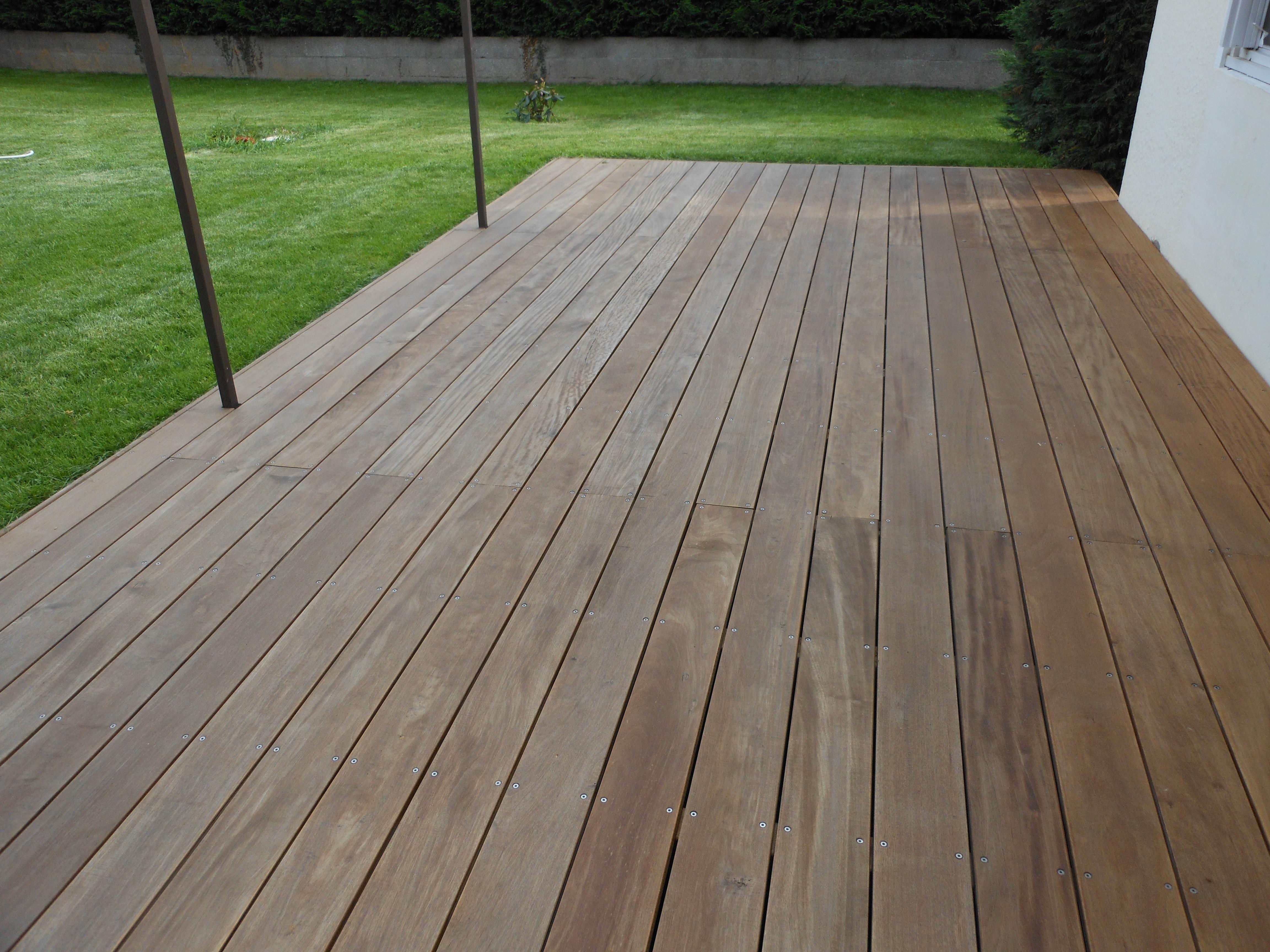 Traitement Terrasse Pin Autoclave entretien du bois : le blog du comptoir des produits