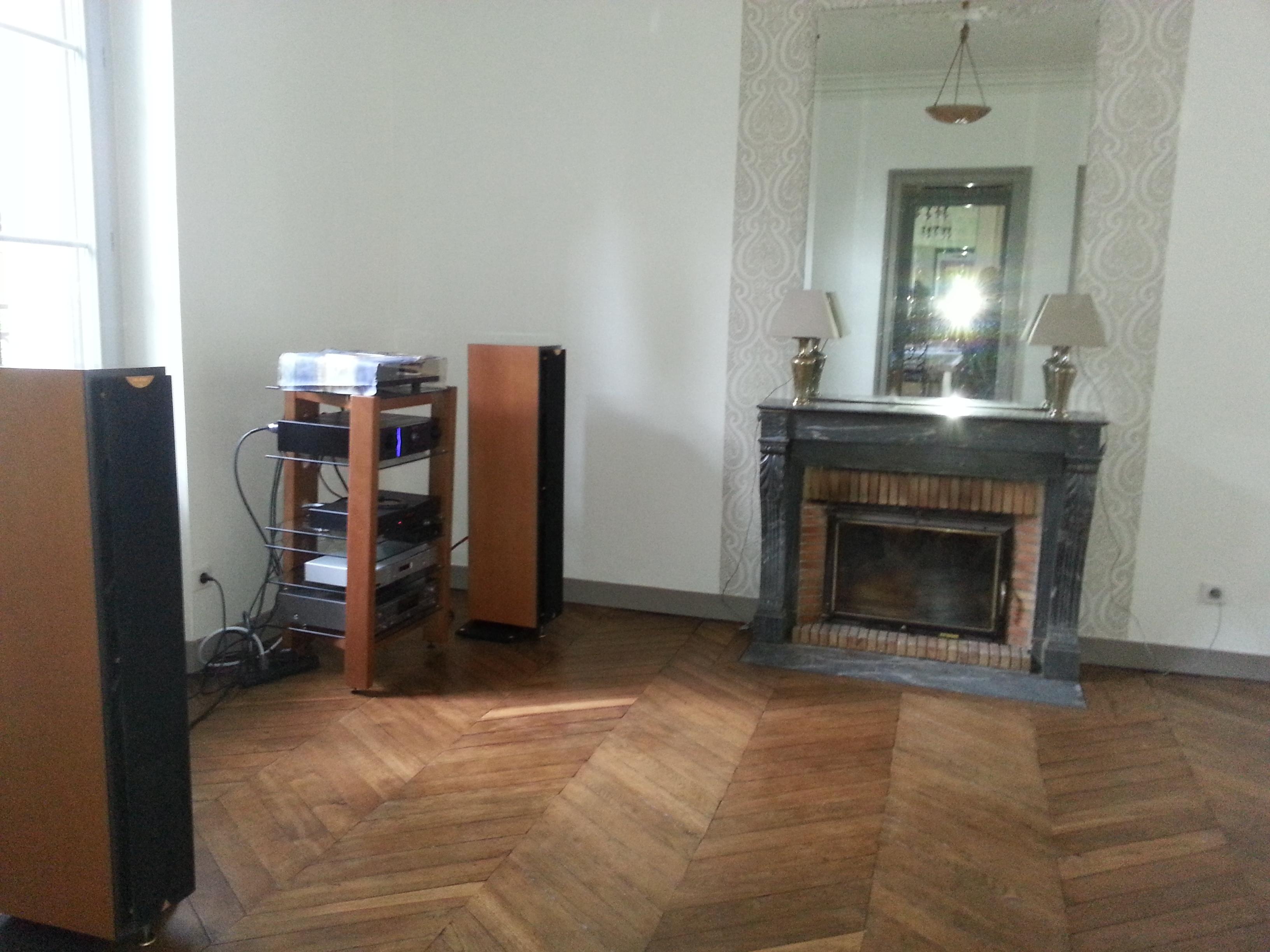 huile bois sur un ancien parquetentretien du bois le. Black Bedroom Furniture Sets. Home Design Ideas