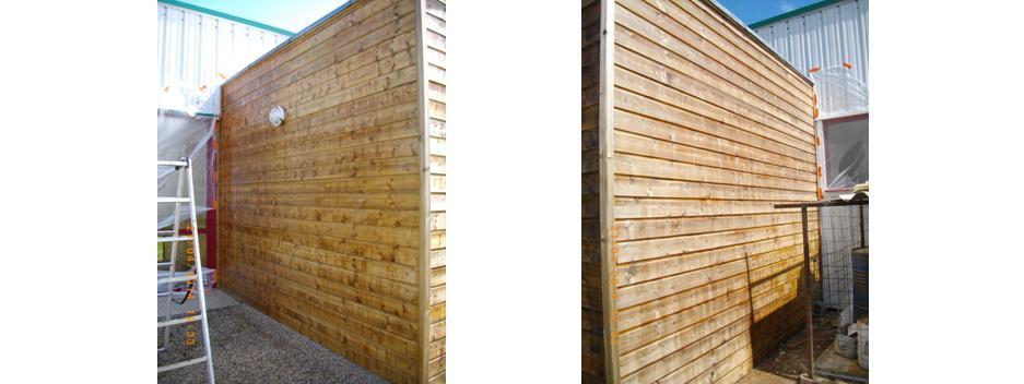 comment proc der pour d griser du bois entretien du bois le blog du comptoir des produits bois. Black Bedroom Furniture Sets. Home Design Ideas