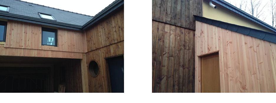 Quels produits utiliser pour rénover son bardage en bois huilé ?Entretien du bois le blog du  # Entretien Bardage Bois