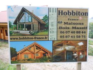 constructeur chalets Hobbiton