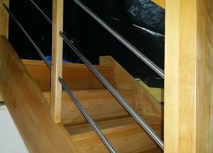 quel vitrificateur choisir pour un escalier en bois
