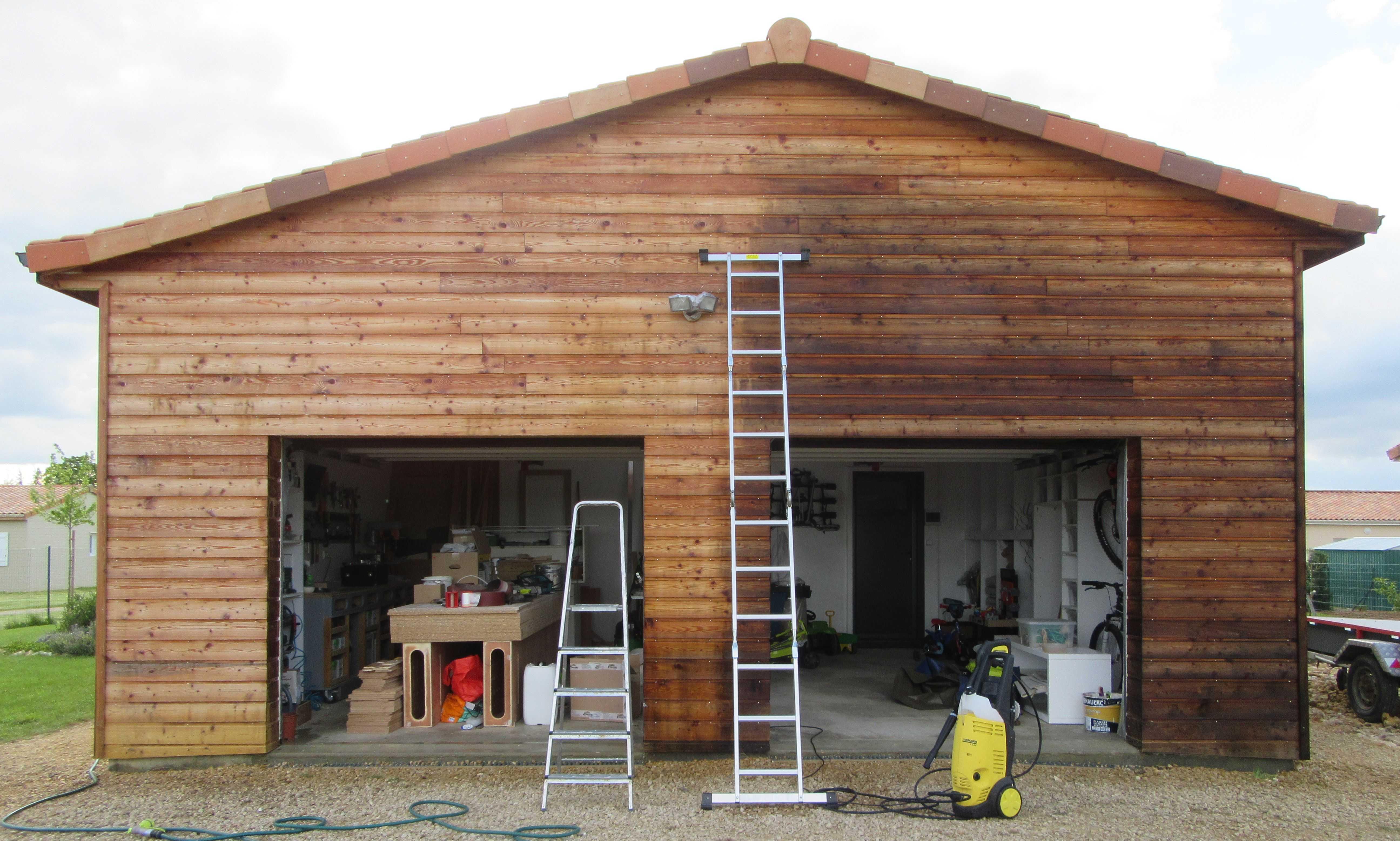 Traitement bardage bois exterieur for Traitement bois exterieur naturel